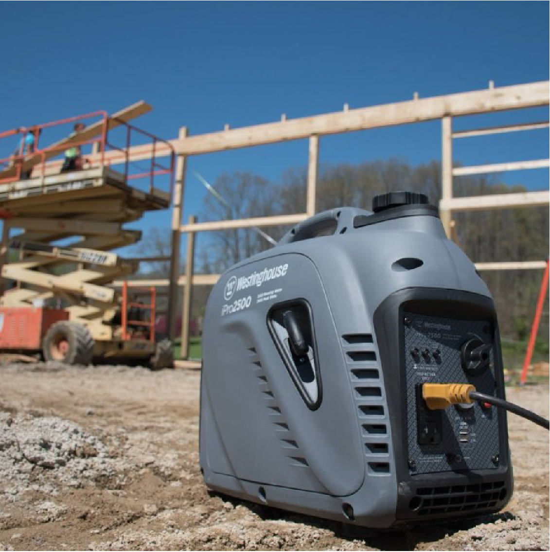 Portable Generators Power