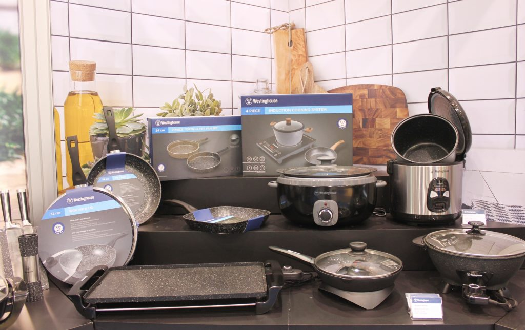 International Home + Housewares Show 2019 - featuring cookware products.