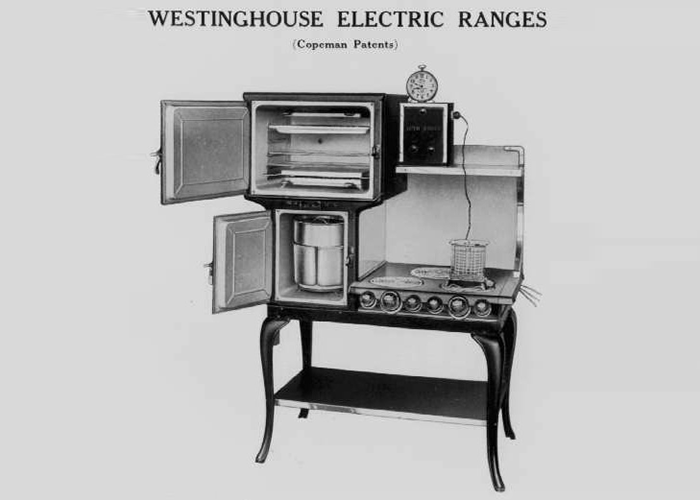 Westinghouse Electric Ranges