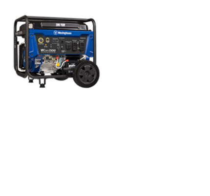 Trust our rugged, hardworking generators to deliver hours of power at home or on the job.