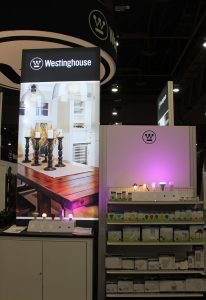 Westinghouse Lighting at National Hardware Show 2019