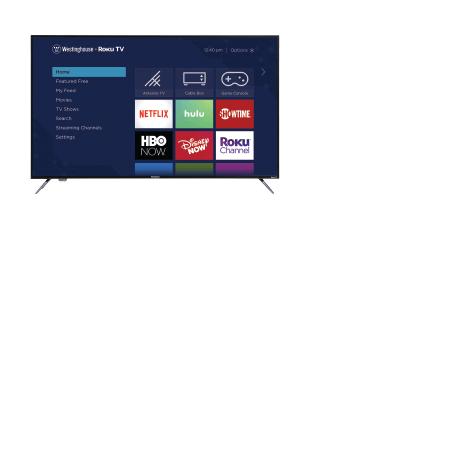 Westinghouse HD Roku TV